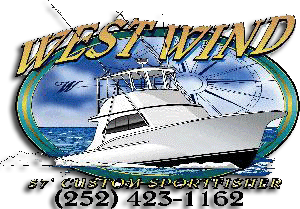 Outer Banks Fishing Charters, West Wind